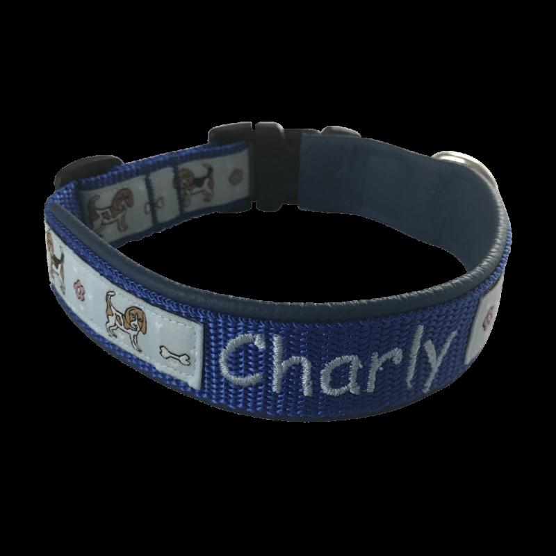 DEIN Beagle Halsband ❤️ Beagletuff® - Rund um den Hund