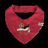Hundehalstuch rot beagle
