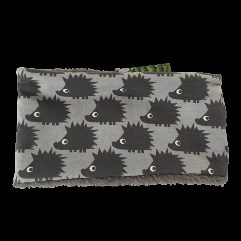 Hundehalssocke Igel grau ❤️ Beagletuff® - Rund um den Hund