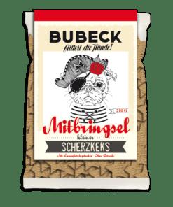 Bubeck - Leckerli - Hipster Edition - Mitbringsel Hundekuchen