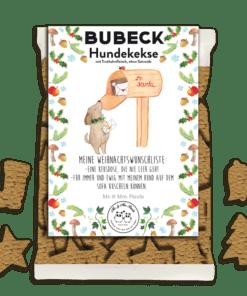 Bubeck Wunschliste Weihnachten 210g Pandaliebe