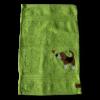 Gästehandtuch grün Beagle Kollektion Lotti Sofortkauf
