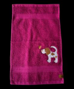 Gästehandtuch pink Beagle Kollektion Lotti bicolor Sofortkauf