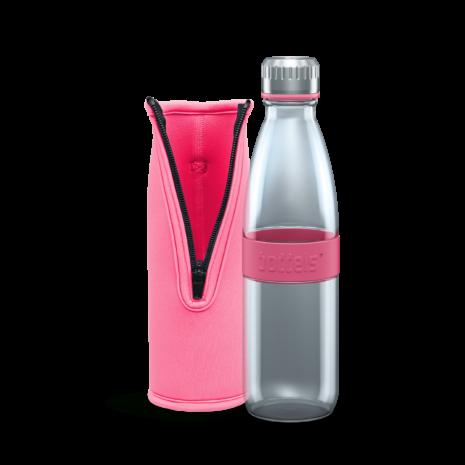 Trinkflasche DREE 650ml mit Packje